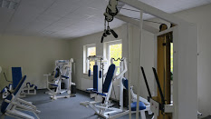 Fitnesscenter bei Magdeburg